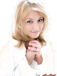 Блондинка с утра  Эротика. Смотреть фото красивых голых девушек бесплатно