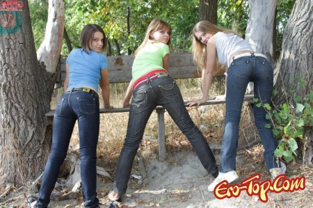 Голые русские молодые девушки - фото эротика.