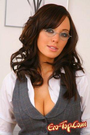 Сексуальная секретарша