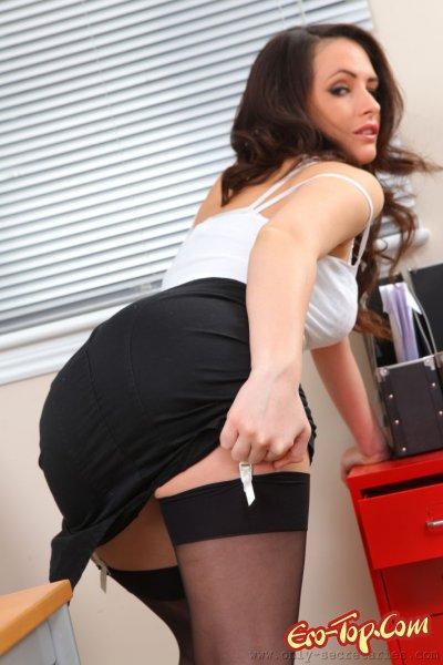 Разврат в офисе